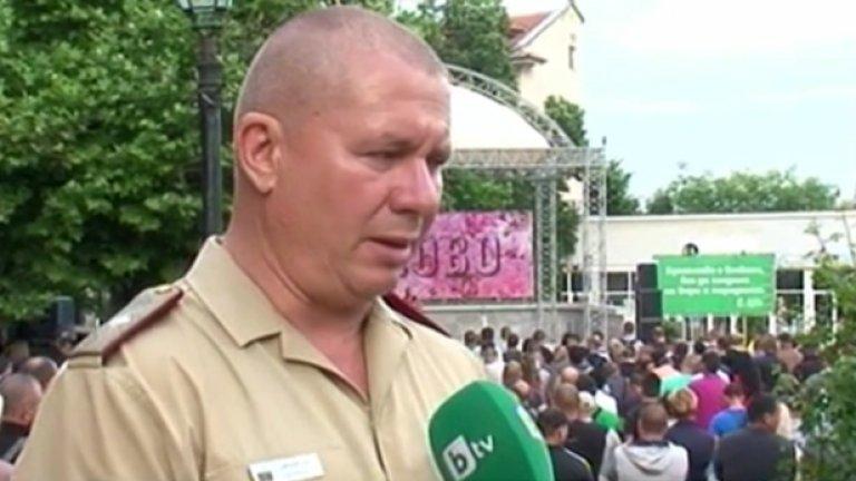 Генерал Димитър Шивиков се възмути на падналата скала на Бойко