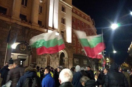 Първата част на протеста приключи. В 18 ч. е началото на втората.