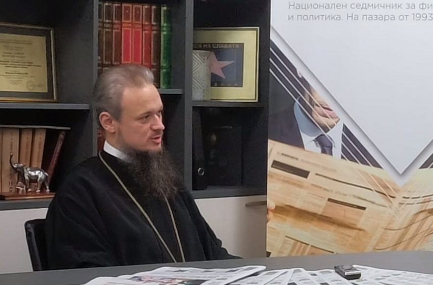 """Отец Дионисий в студио """"Банкеръ"""": Имаме си бойковид"""