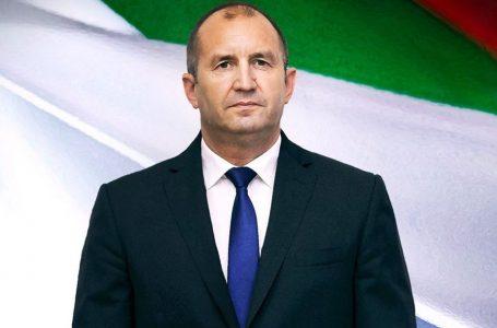 Румен Радев – Послание за нова България