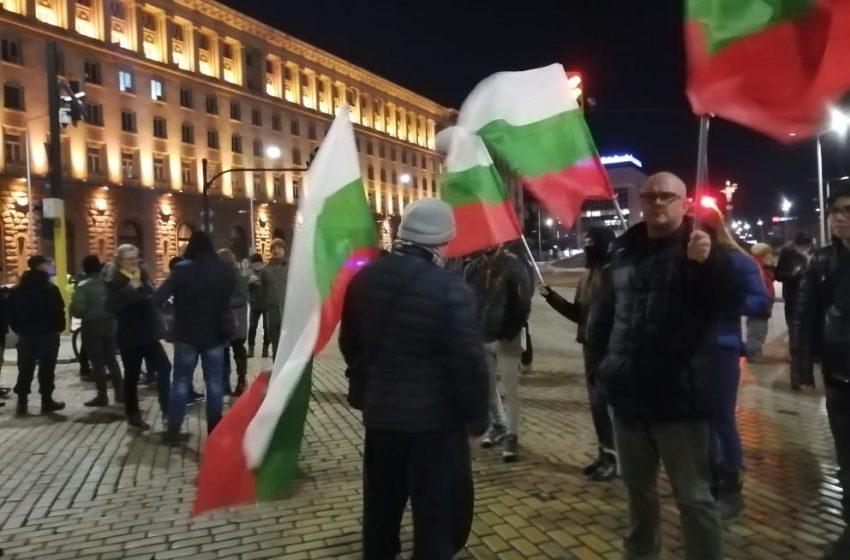 Протестиращите отново поискаха оставката на Фандъкова