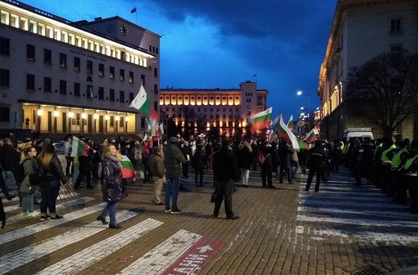 Ден 235 – Протестът не спира