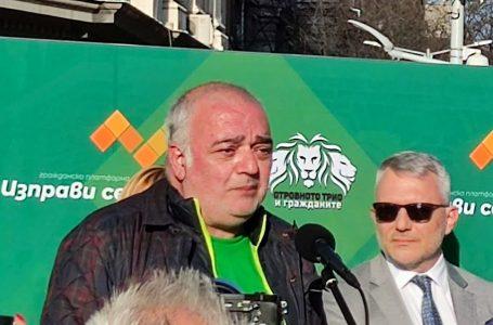 Арман Бабикян: В 12 на Съдебната палата