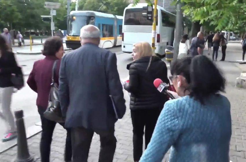 Ива Николова и Недялко Недялков нападнаха Арман Бабикян (видео)