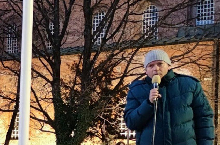 Протестиращият Тодор Стоянов бе освободен от поста си в МРРБ